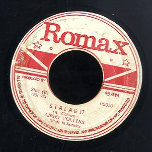 BIG YOUTH / ANSEL COLLINS [All Nation Bow / Stalag 17]