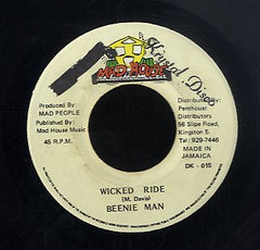 BEENIE MAN [Wicked Ride]