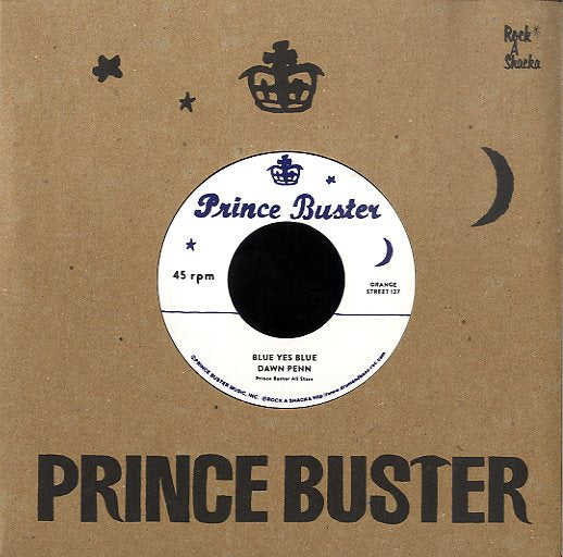 DAWN PENN / PRINCE BUSTER [Blue Yes Blue / Love Each Other]