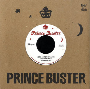 PRINCE BUSTER / RIGHTEOUS FLAMES [Let's Go To The Dance / Young Love]