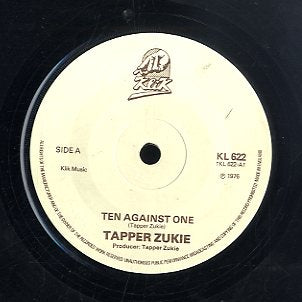 TAPPA ZUKIE  [Rockers / Ten Against One ]