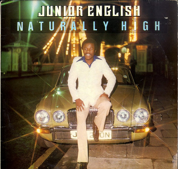 JUNIOR ENGLISH [Naturally High]
