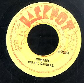 CORNELL CAMPBELL [The  Minstrel / Put Yourself In My Place]