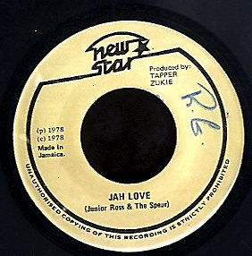 JUNIOR ROSS & THE SPEAR [Jah Love]