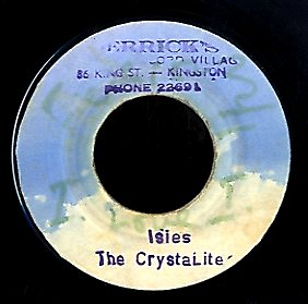 THE CRYSTALITES [Isies]