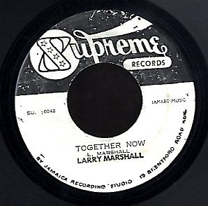 LARRY MARSHALL  [Together Now]