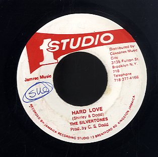 THE SILVERTONES / SOUNDEMENSION [Hard Love / Hard Version]