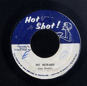 KEN BOOTH [My Reward]