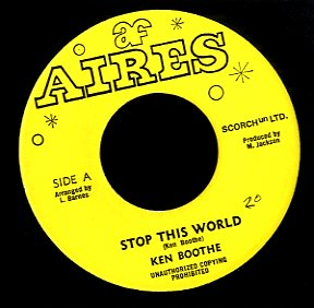 KEN BOOTHE  [Stop This World ]