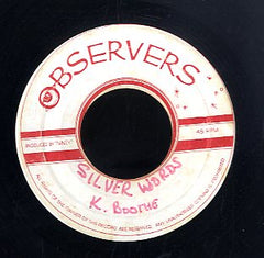 KEN BOOTHE [Silver Words]