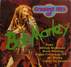 BOB MARLEY [Greatest Hits Of Bob Marley ]