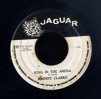 JOHNNY CLARKE [King In The Arena]