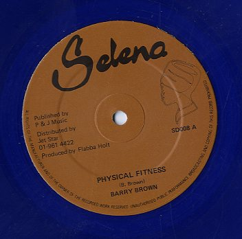 BARRY BROWN / HEPTONES [Physical Fitness / Lovers Feeling]
