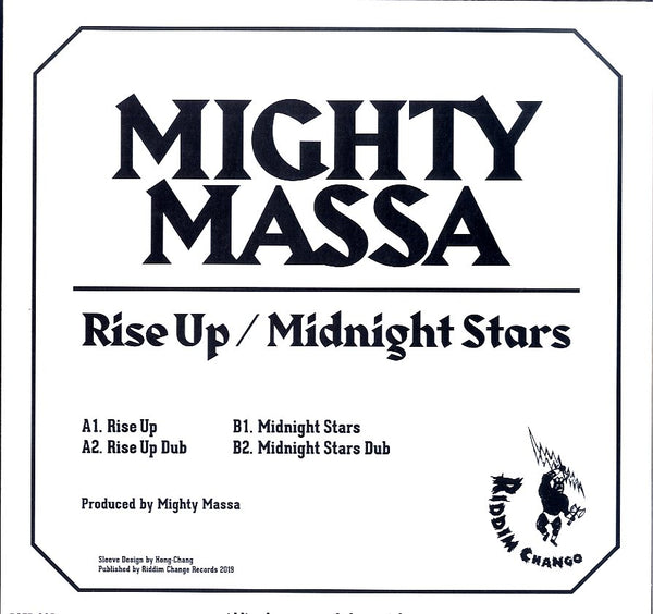 MIGHTY MASSA [Rise Up / Midnight Stars]