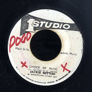 JACKIE MITTOO [Choice Of Music]