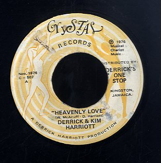 DERRICK & KIM HARRIOTT [Heavenly Love]