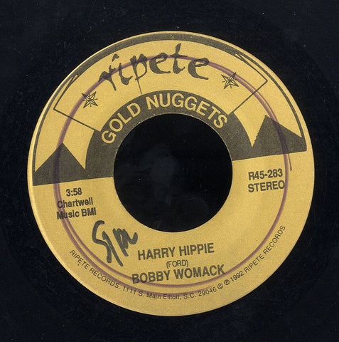 BOBBY WOMACK [Harry Hippie / Looking For A Love]
