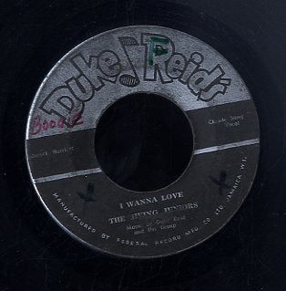 DUKE REID HIS GROUP / THE JIVING JUNIOR [Dukes Cookies / I Wanna Love]
