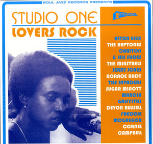 V.A. (SUGAR MINOTT, ALTON ELLIS, CARLTON & THE SHOES ETC...) [Studio One Lovers Rock]