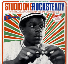 V.A [Studio One Rocksteady]