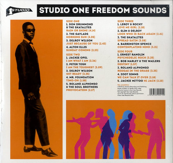 V.A [Studio One Freedom Sounds]