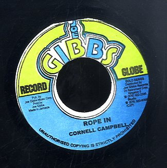 CORNELL CAMPBELL [Rope In]