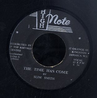 SLIM SMITH [The Time Has Come / It's Alright]