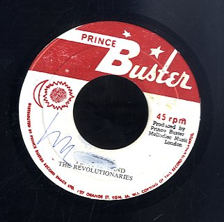PRINCE BUSTER( YUSUF ALI AND THE REVOLUTIONARIES) [Uganda]