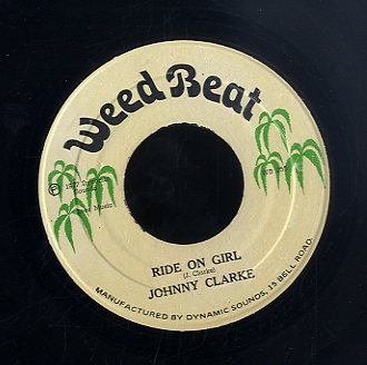 JOHNNY CLARKE [Ride On Girl]