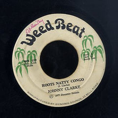 JOHNNY CLARKE [Roots Natty Congo]