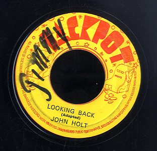 JOHN HOLT [Looking Back / I'll Be There]