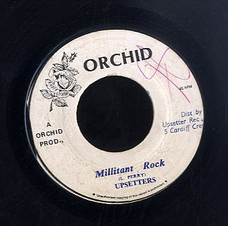 LEE & JUNIOR / UPSETTERS [Dreader Locks / Militant Locks]