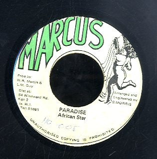 AFRICAN STAR [Paradise]