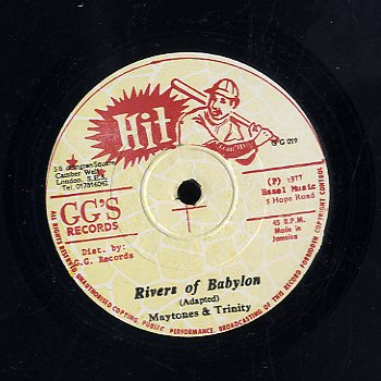 MAYTONES / TRINITY [Rivers Of Babylon]