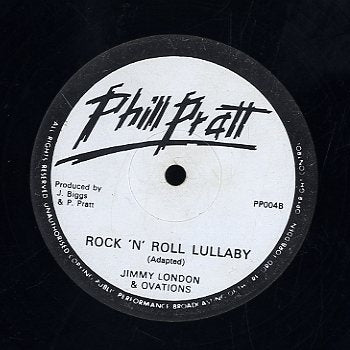 JIMMY LONDON [It Ain't Easy / Rock'n Roll Lullaby]