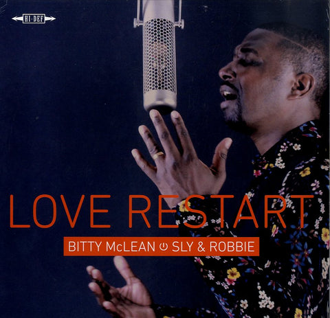 BITTY MCLEAN WITH SLY & ROBBIE [Love Restart]