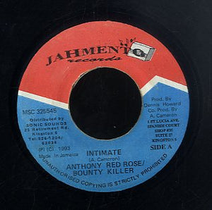 ANTHONY RED ROSE & BOUNTY KILLER [Intimate]