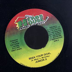 JUNIOR X [Seek Your Goal / Kette Mix]