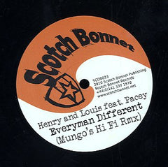 HENRY & LOUIS FEAT PACEY / MUNGO'S HI FI [Everyman Different / Everyman Dub]