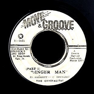 THE KINGSTONIANS [Singer Man]