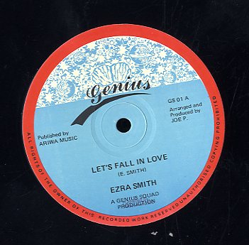 EZRA SMITH [Let's Fall In Love]