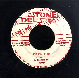 THE VERSATALES / T BECKFORD [Action Line / Te Ta Toe]