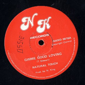 NATURAL TOUCH [Gimme Good Loving]