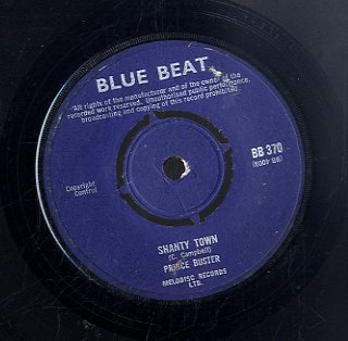 PRINCE BUSTER [Shanty Town / Seven Duppy]