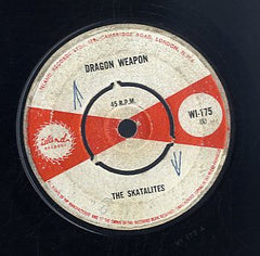 THE SKATALITES / DESMOND DEKKER  [Dragons Wepon / It Was Only A Dream]