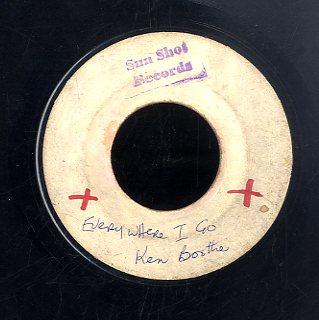KEN BOOTHE [Artibella /  The From Day I Know]