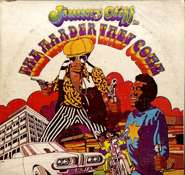 JIMMY CLIFF [The Harder They Come]