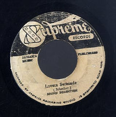 SOUND DEMENSION / THE INN KEEPERS  [Lovers Serenade / Duppy Serenade ]