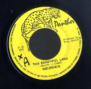 THE MELODIANS [Beautiful Land]