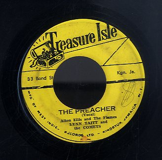 ALTON ELLIS / LYN TAITT & THE COMETS [The  Preacher / Tender Loving Care]